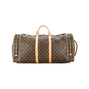 Louis Vuitton Pre-Owned キーポル ボストンバッグ - ブラウン