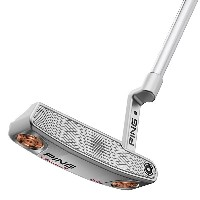【SALE 10%OFF】ピン PING VAULT 2.0 DALE ANSER Platinum PP61 パター