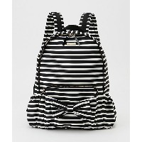 kate spade new york childrenswear/kate spade new york childrenswear  バックパック(8673411) クロ(ストライプ) 【三越...