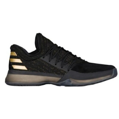 "adidas Harden Vol.1 ""Imma Be A Star"" メンズ Black/Metalic Gold アディダス バッシュ James Harden ジェームス・ハーデン..."