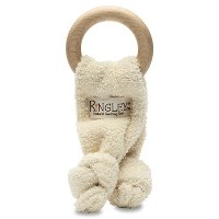 RiNGLEY Natural Teething Toy (Knotted) by Ringley [並行輸入品]