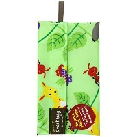 Kushies Baby Kushies On The Go Snack Bag, Aussie Print, Small by Kushies Baby [並行輸入品]
