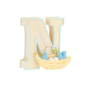 Child to Cherish Letter N (Discontinued by Manufacturer) by Child to Cherish [並行輸入品]