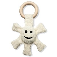 RiNGLEY Natural Teething Toy (Sun) by RiNGLEY [並行輸入品]