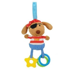 Kids Preferred Pirate Puppy On-The-Go Toy (Discontinued by Manufacturer) by Kids Preferred [並行輸入品]
