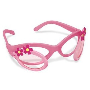 Blossom Bright Flip-Up Sunglasses - (Child) by Pcs Group [並行輸入品]