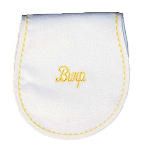 Raindrops Embroidered Burp Cloth, Yellow by Raindrops [並行輸入品]