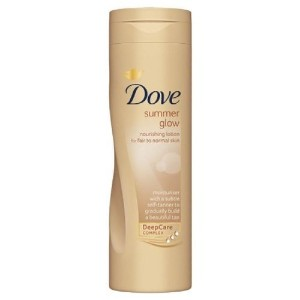 Dove Summer Glow Nourishing Body Lotion Fair To Normal Skin- - Pack Of 3 by Dove [並行輸入品]