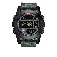 NixonユニットExpedition Watch – Men 's Marbled Camo , Oneサイズ