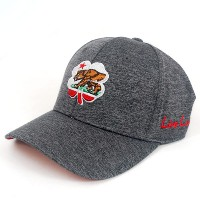 Black Clover California Flag Heather Cap【ゴルフ ゴルフウェア>帽子】