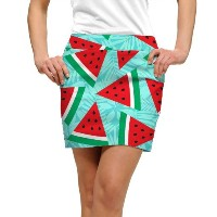 LoudMouth Ladies Melons StretchTech Skort【ゴルフ レディース>スコート】