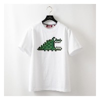 【8-BIT by MOSTLY HEARD RARELY SEEN】WOMENS Tシャツ-BITE ME TEE-【ギルドプライム/GUILD PRIME レディス Tシャツ・カットソー...