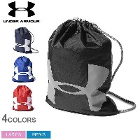 UNDER ARMOUR アンダーアーマー ナップサック 全2色OZSEE サックパック OZSEE SACKPACK1240539 001 410