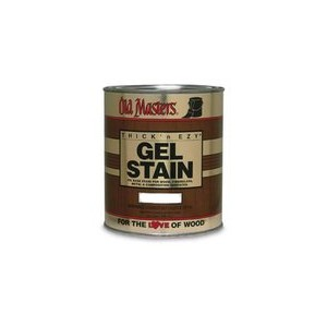 Old Master Gel Stain 1パイント 84308 1
