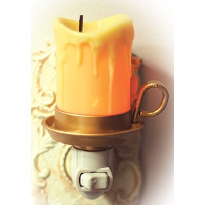 Drippy古いCandle Nightlight