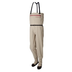 Redington sonic-pro Ultra Packable Chest Wader ブラウン
