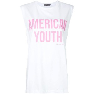 Calvin Klein Jeans American Youth Tシャツ - ホワイト