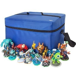 Extra Large Storage and Carrying Case for Skylanders / Disney infinity / Nintendo Amiibo Figures – ...