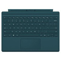 Microsoft Surface Pro 4 Type Cover (Teal)(US Version, Imported)