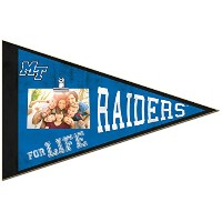 """KHスポーツファン18.5"""" x12"""" Middle Tennessee StateブルーRaidersペナントClip - itフォトフレーム"""