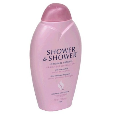 Shower to Shower Original Fresh Body Powder 13 Oz by Shower To Shower