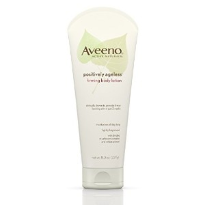 Aveeno, Active Naturals, Positively Ageless, Firming Body Lotion, 8.0 oz (227 g)