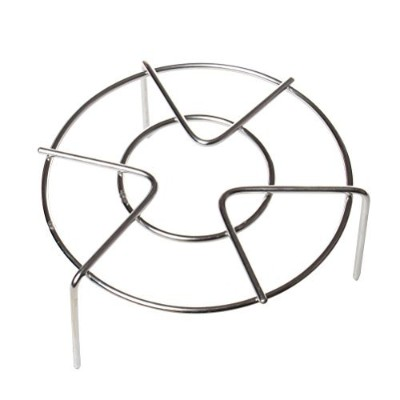 (7.6cm) - Steam Rack, Pengxiaomei Stainless Steel Steaming Rack Stand Household Electric Pressure...