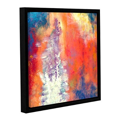 ArtWall Herb Dickinson's An Abstract with the Colors of Skies and Sunsets Abstract 236 ギャラリーラップ...