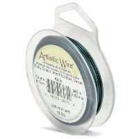 Artistic Wire 18-Gauge Kelly Green Wire, 10-Yards by Artistic Wire