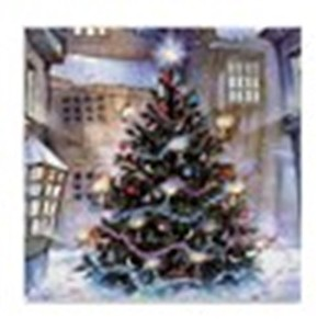 CafePress–Lovely old fashioned christmas–タイルコースター、ドリンクコースター、小さな五徳