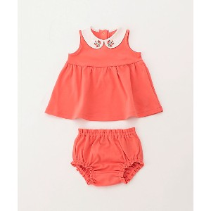 【SALE(伊勢丹)】 kate spade new york childrenswear/kate spade new york childrenswear  ミニブルームエンブロイダリードレスウィ...