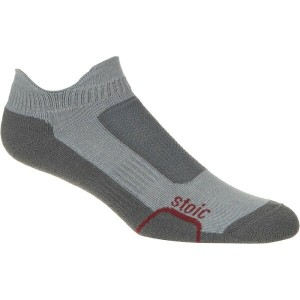 ストイック レディース インナー・下着 ソックス【Merino Comp Trail No - Show Sock - 2 - Pack】Nickel/Charcoal/Crimson