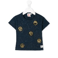 American Outfitters Kids スパンコール Tシャツ - ブルー