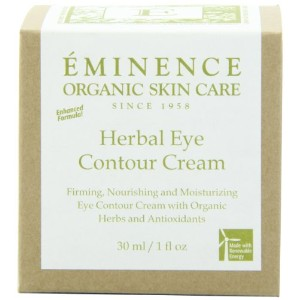 Eminence Organic Skin Care Herbal Eye Contour Cream, 1 Ounce 1 fl oz by Eminence [並行輸入品]