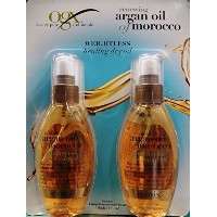 Organix 2-4fl OZ renewing argan oil of morocco, 8FL OZ by Organix