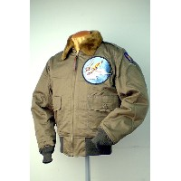 "No.BR11740 BUZZ RICKSON'S バズリクソンズType B-10""ROUGHWEAR CLOTHING CO.,""1943 MODEL314th Figter Squadron ..."