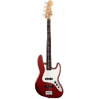 Fender Mexico(フェンダー)Standard Jazz Bass【Candy Apple Red】