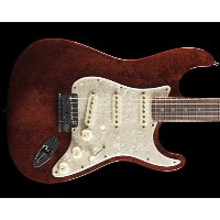 Fender USA(フェンダー)American Design Stratocaster Brown Stain
