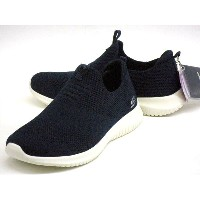 【SKECHERS】ULTRA FLEX SKECH-KNIT スケッチャーズ 12837 NVY