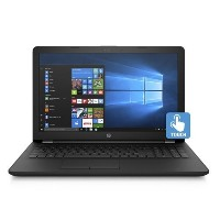 HP Touch Screen English Laptop Computer, 英語版ノートPC, Intel Pentium N3710 @ 1.60GHz , 500 GB, 4 GB, 15...