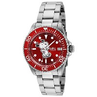 Invicta Women 's '文字コレクション' AutomaticステンレススチールDiving Watch , Color : silver-toned (モデル: 24792)