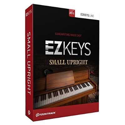 EZ KEYS - SMALL UPRIGHT PIANO / BOX