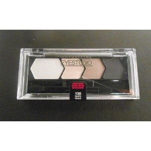 Maybelline Spring 2014 Dare To Go Nude EyeStudio Eyeshadow Limited Edition, Taupe Tease