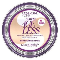 Covergirl+Olay Simply Ageless, foundation (classic ivory) by CoverGirl