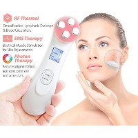 Skin Care Electrical Beauty Device Ems&electroporation for Face Neck Eye Nourishing &Anti-wrinkle...