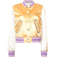 Coach satin varsity jacket - Unavailable