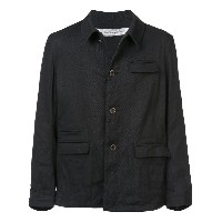 Individual Sentiments military style jacket - ブラック