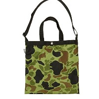 Drifter ELEMENTARY TOTE DUCK HUNTER CAMO / ドリフター エレメンタリー トート ダックハンターカモ