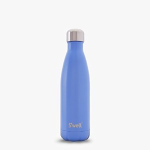 S'well Bottle Water Beer Beverage 17oz Monaco Blue by Swell