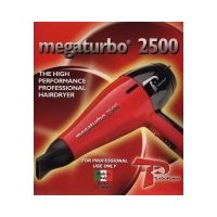 TURBO POWER Mega Turbo 2500 Professional Hair Dryer (Model: 311A) by Turbo Power